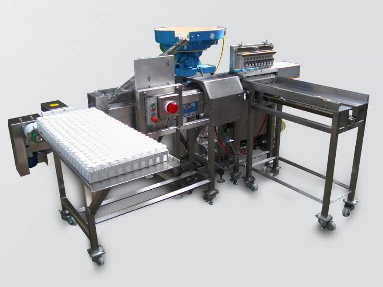 Quality Milk - Pill Dispensing Line | Euroflow Engineering Ltd