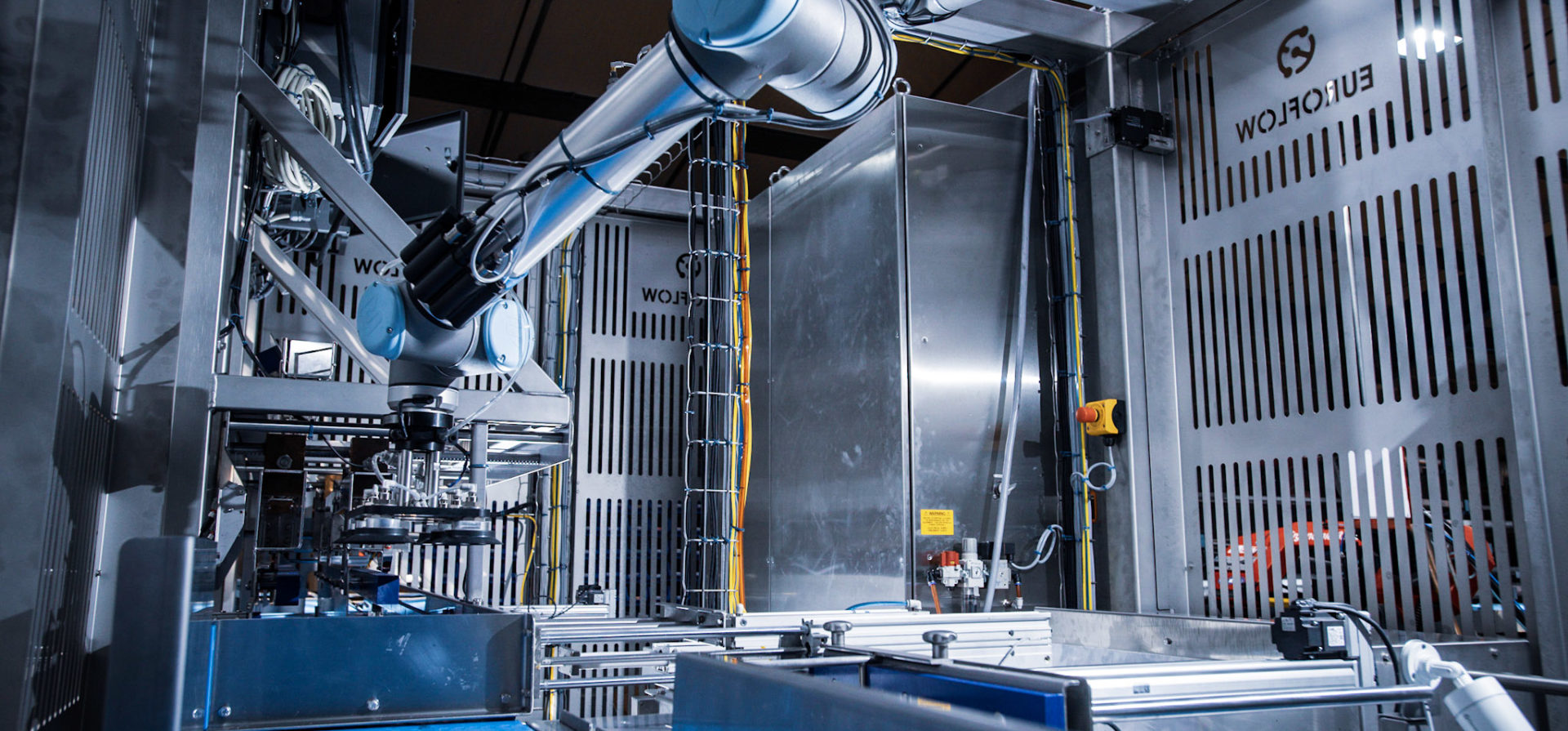Bespoke Solutions - Wide Project Scope | Euroflow Automation Ltd