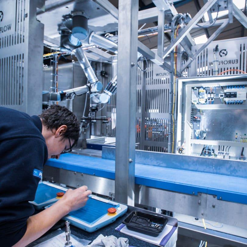 Collaborative Robots - Fast Setup, Easy To Program | Euroflow Automation Ltd