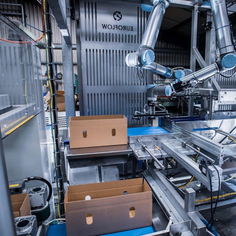 Collaborative Robots - Flexible Deployment | Euroflow Automation Ltd