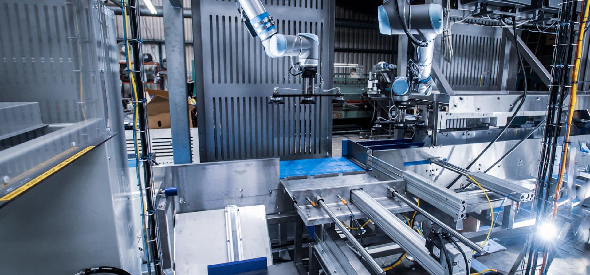 Collaborative Robots - Improve Efficiency Scroller 2 | Euroflow Automation Ltd