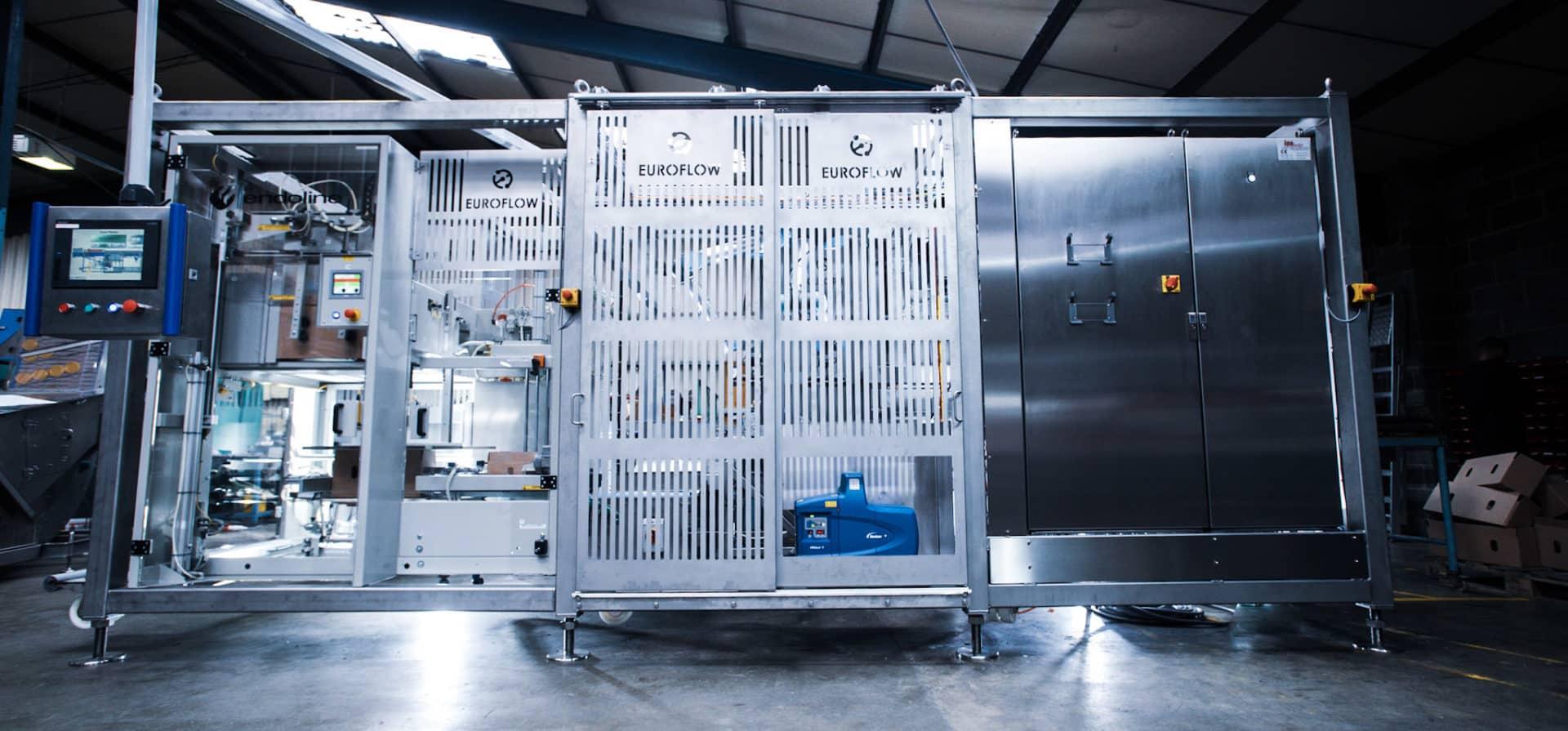 Collaborative Robots - Improve Efficiency Scroller | Euroflow Automation Ltd