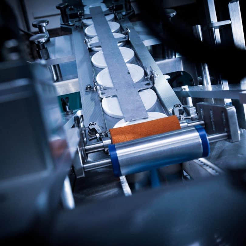 Lid Press Machine | Euroflow Automation Ltd
