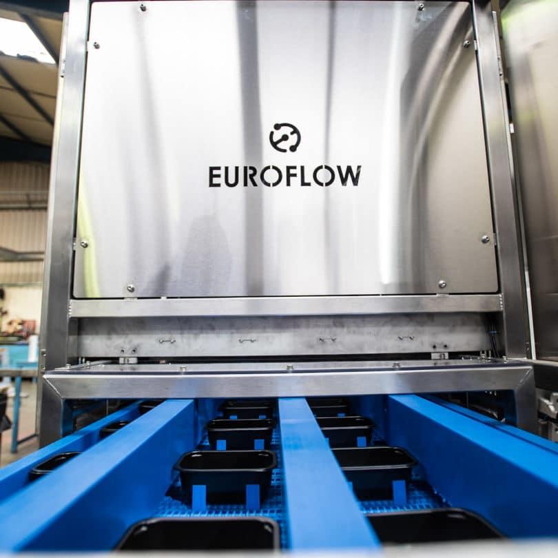 Depositing - Quick Dismantle Times   Euroflow Automation Ltd