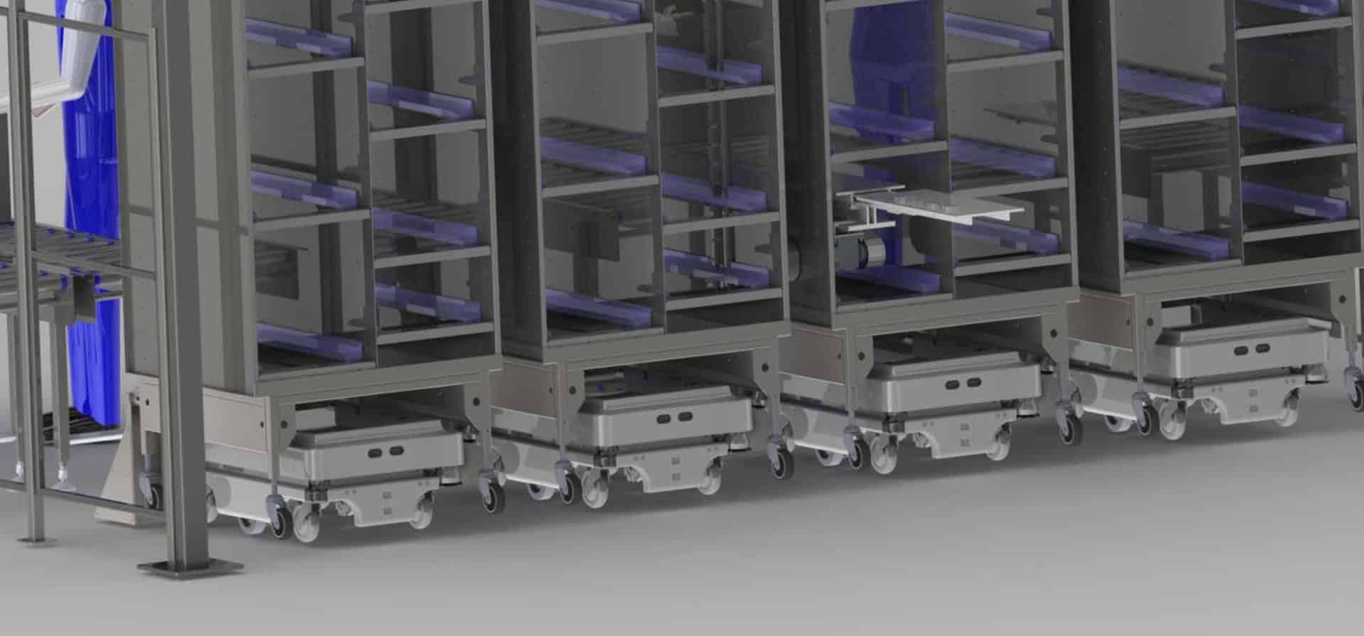 Mobile Industrial Robots | Euroflow Engineering