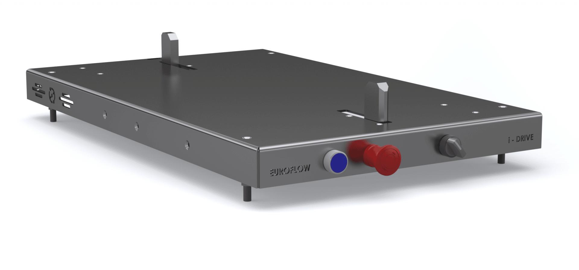 Mobile Industrial Robots - Project   Euroflow Automation Ltd