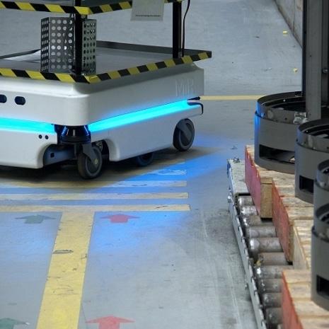 FMCG Warehouse Demands   Euroflow Automation Ltd