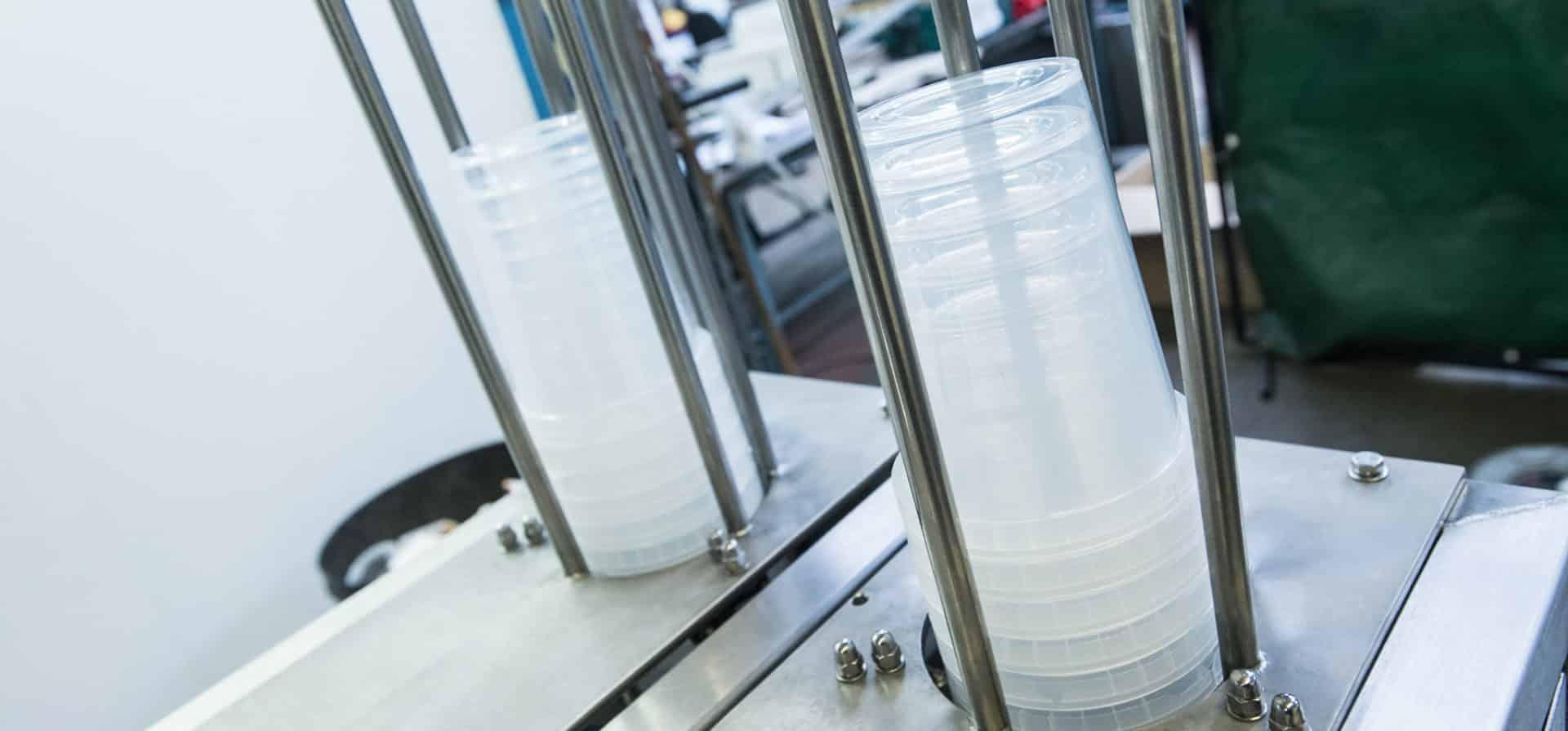 Food Tray Denester Machines - Applications | Euroflow Automation Ltd