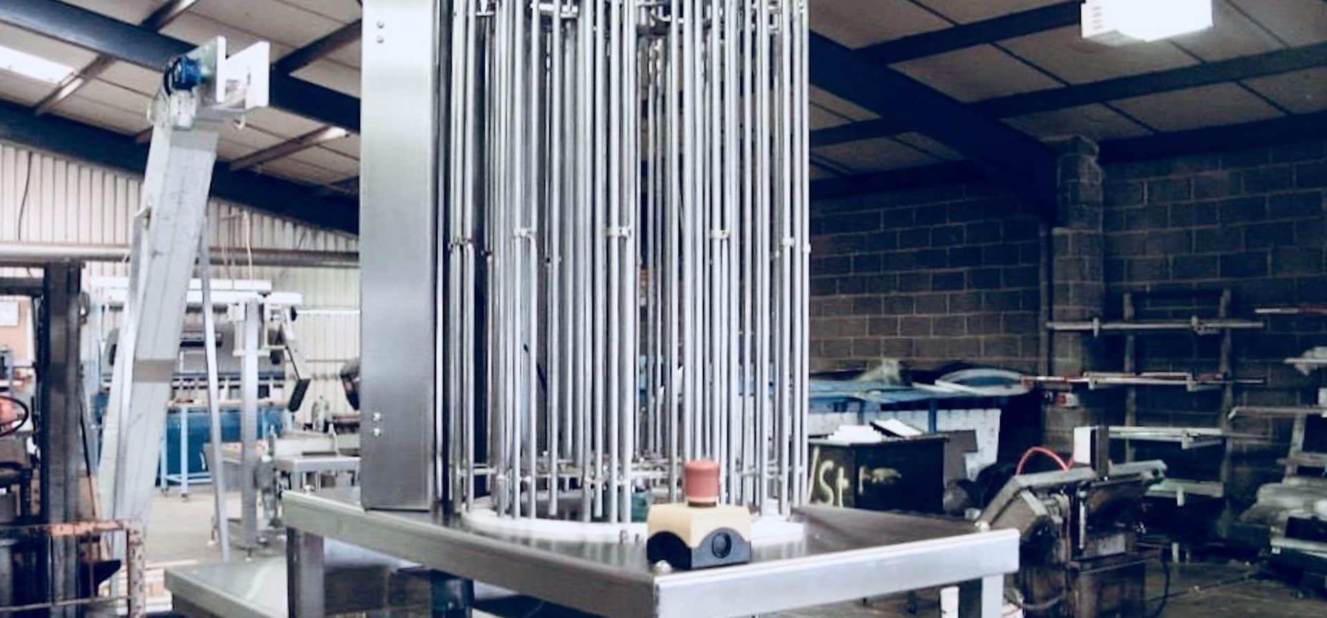 Custom / Bespoke Machinery   Euroflow Automation Ltd