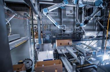 Automation Photo - Collaborative Robots | Euroflow Automation Ltd