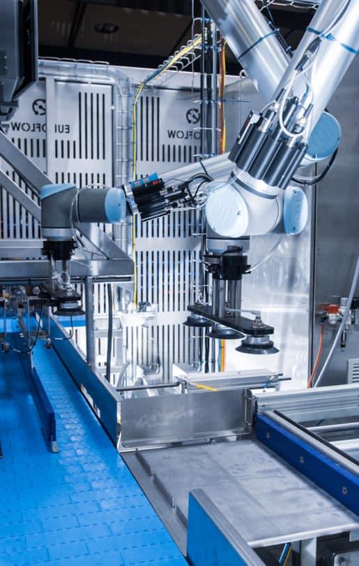 Collaborative Robotics Main Pic | Euroflow Automation Ltd