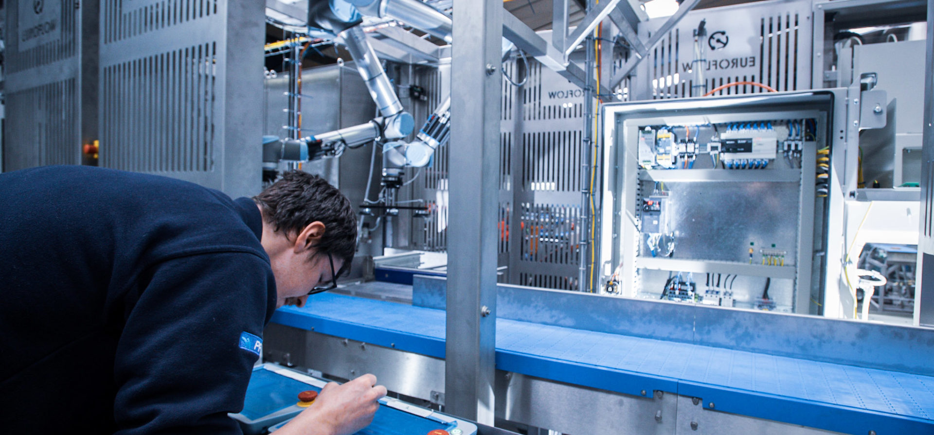 Robotics & Automation - Custom Design | Euroflow Automation Ltd