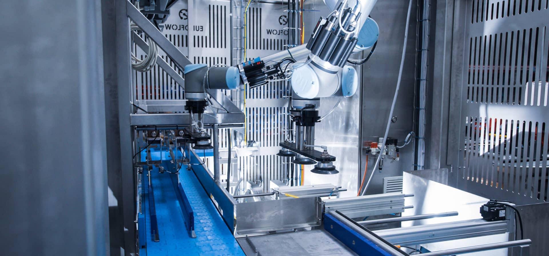 Robotics & Automation - Collaborative Robotics | Euroflow Automation Ltd