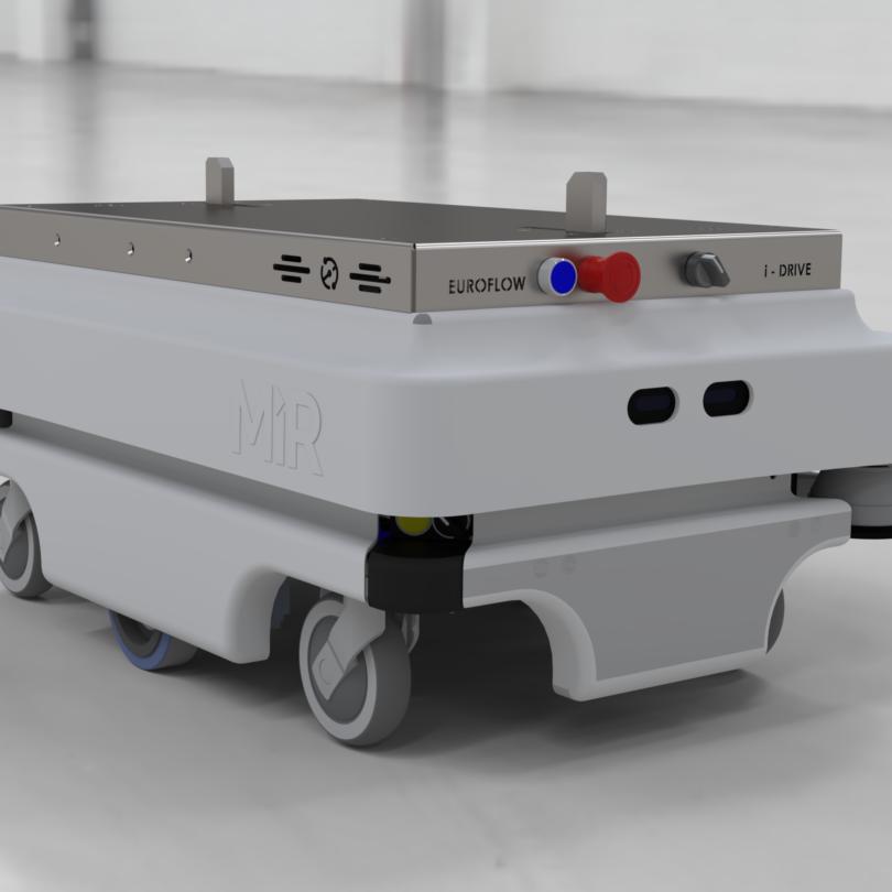 MiR Render Image   Euroflow Automation Ltd