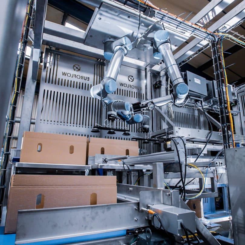 Collaborative Robots - Turnkey | Euroflow Automation Ltd