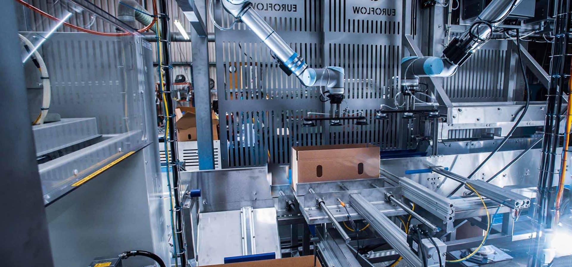 Robotics & Automation - Collaborative Robots | Euroflow Automation Ltd