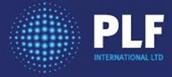 PLF International Logo - Clients | Euroflow Automation Ltd