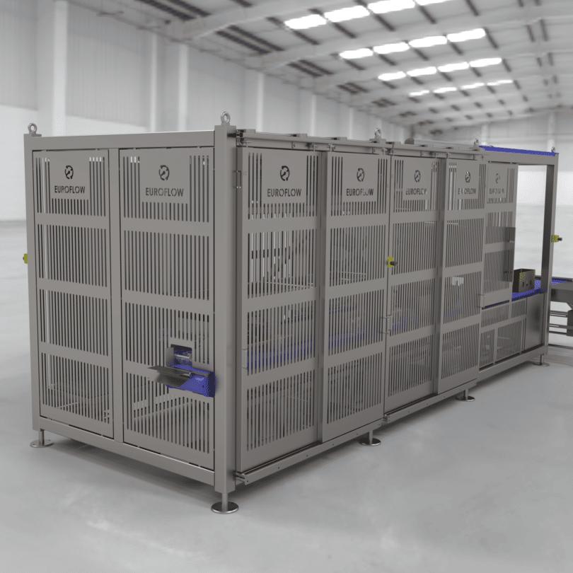Bradgate Project Design | Euroflow Automation Ltd