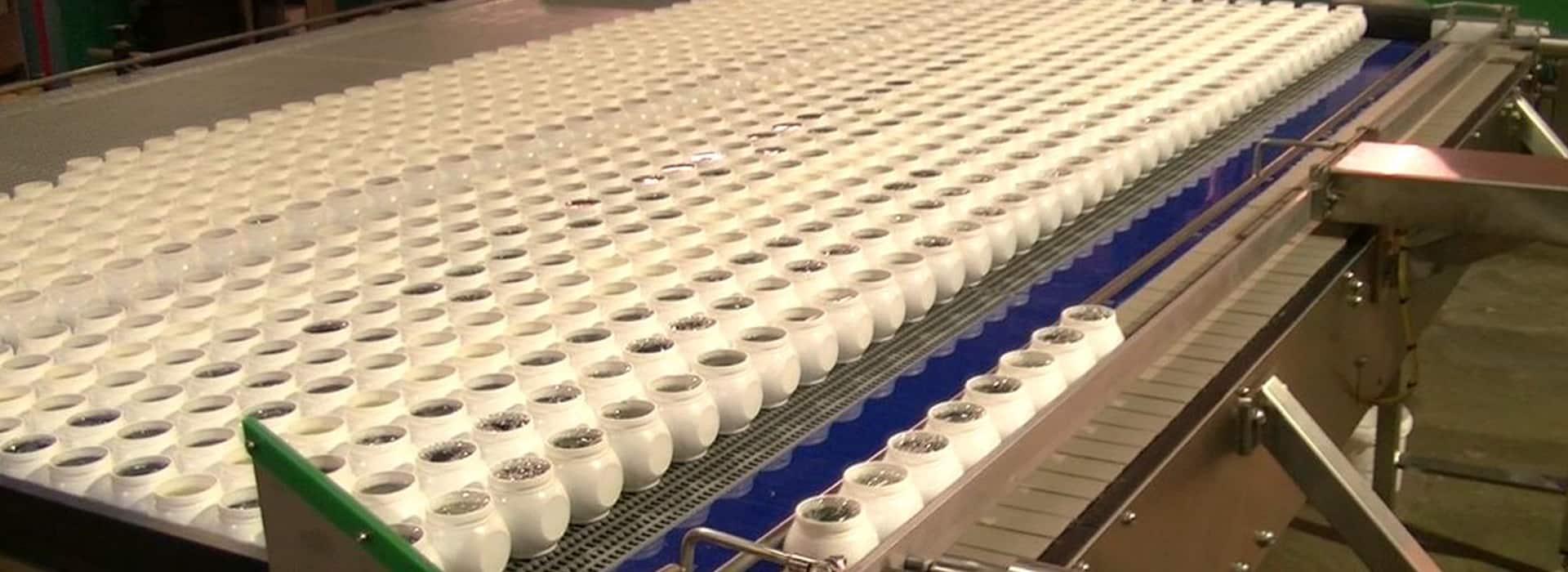 MS George Filling Line | Euroflow Automation Ltd
